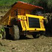 CAT 777D  im Braeker Steinbruch | At quarry